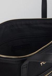 Tommy Hilfiger - SATCHEL - Handbag - black - 4