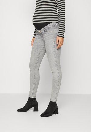 Skinny džíny - grey light