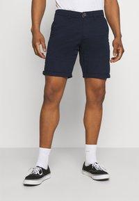 Jack & Jones - JJIDAVE 2 PACK - Shorts - navy blazer - 1
