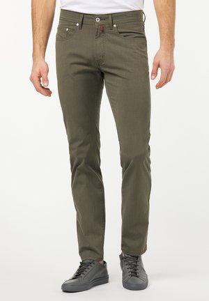VOYAGE LYON - Trousers - khaki