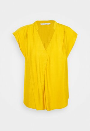ONLJOSEY V NECK  - Basic T-shirt - nugget gold