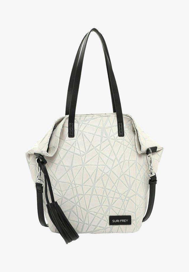 Shopping bag - ecru