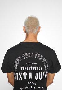 Sixth June - SOONER THAN YOU THINK TEE - Print T-shirt - black - 5