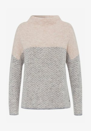 STYLE LEE - Pullover - soft grey