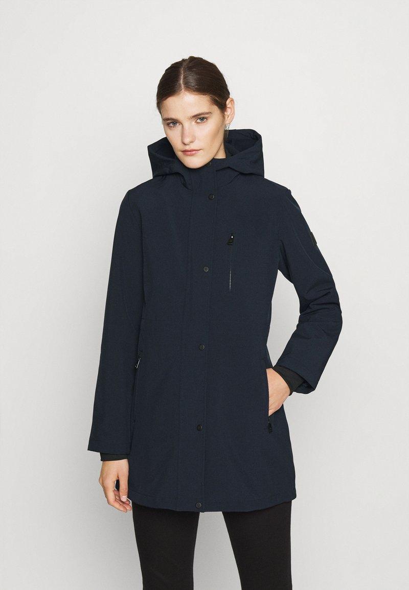 Lauren Ralph Lauren - SOSH COAT - Short coat - navy