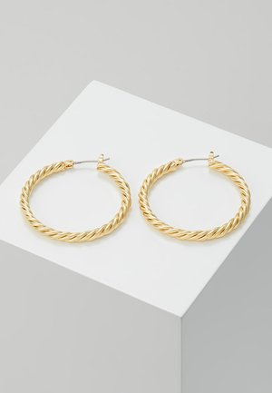 EARRINGS ELSIE - Oorbellen - gold-coloured