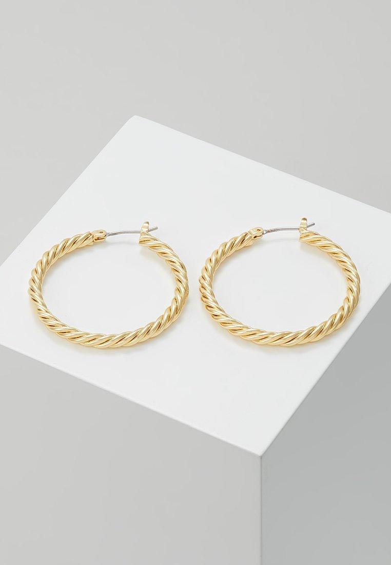 Pilgrim - EARRINGS ELSIE - Náušnice - gold-coloured
