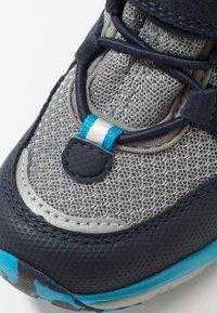 Superfit - SPORT - Kotníkové boty - blau/grau - 5