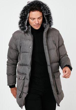 BURATTI  - Winterjas - grey