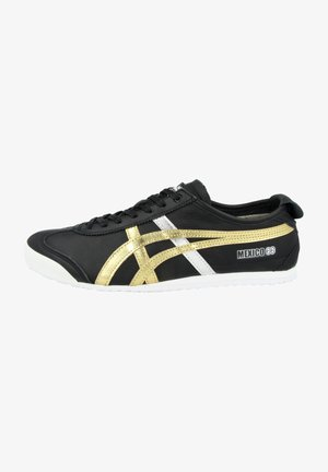 MEXICO 66 - Sneakers basse - black-gold