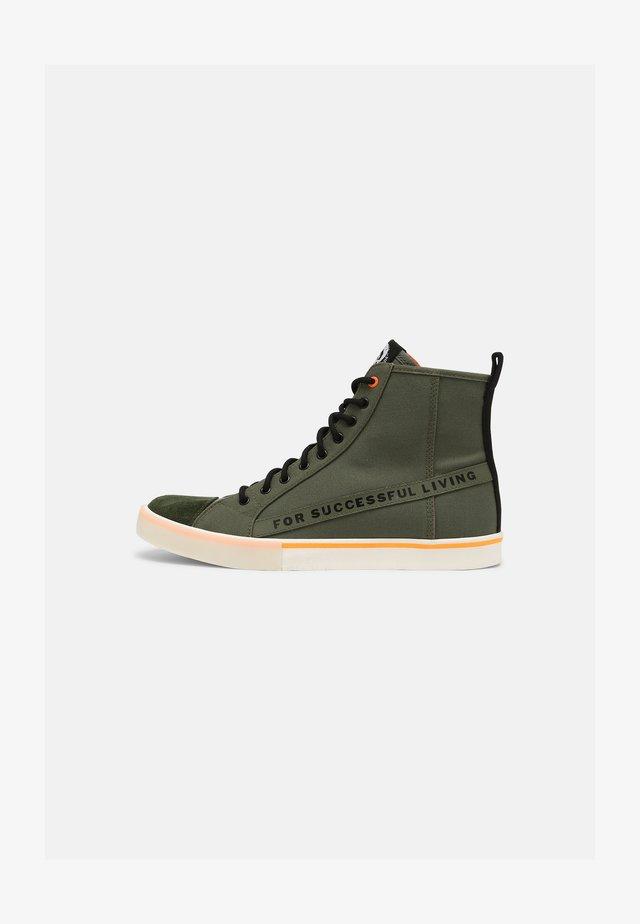 S-DVELOWS ML - Sneakers hoog - olive