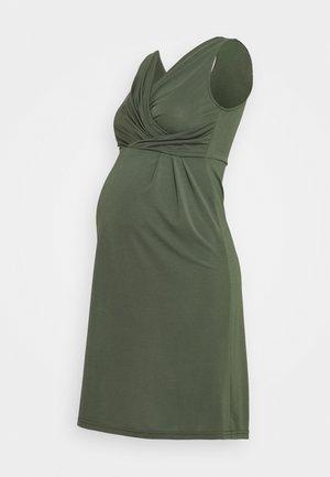MLALONNA TESS DRESS - Vestido ligero - thyme