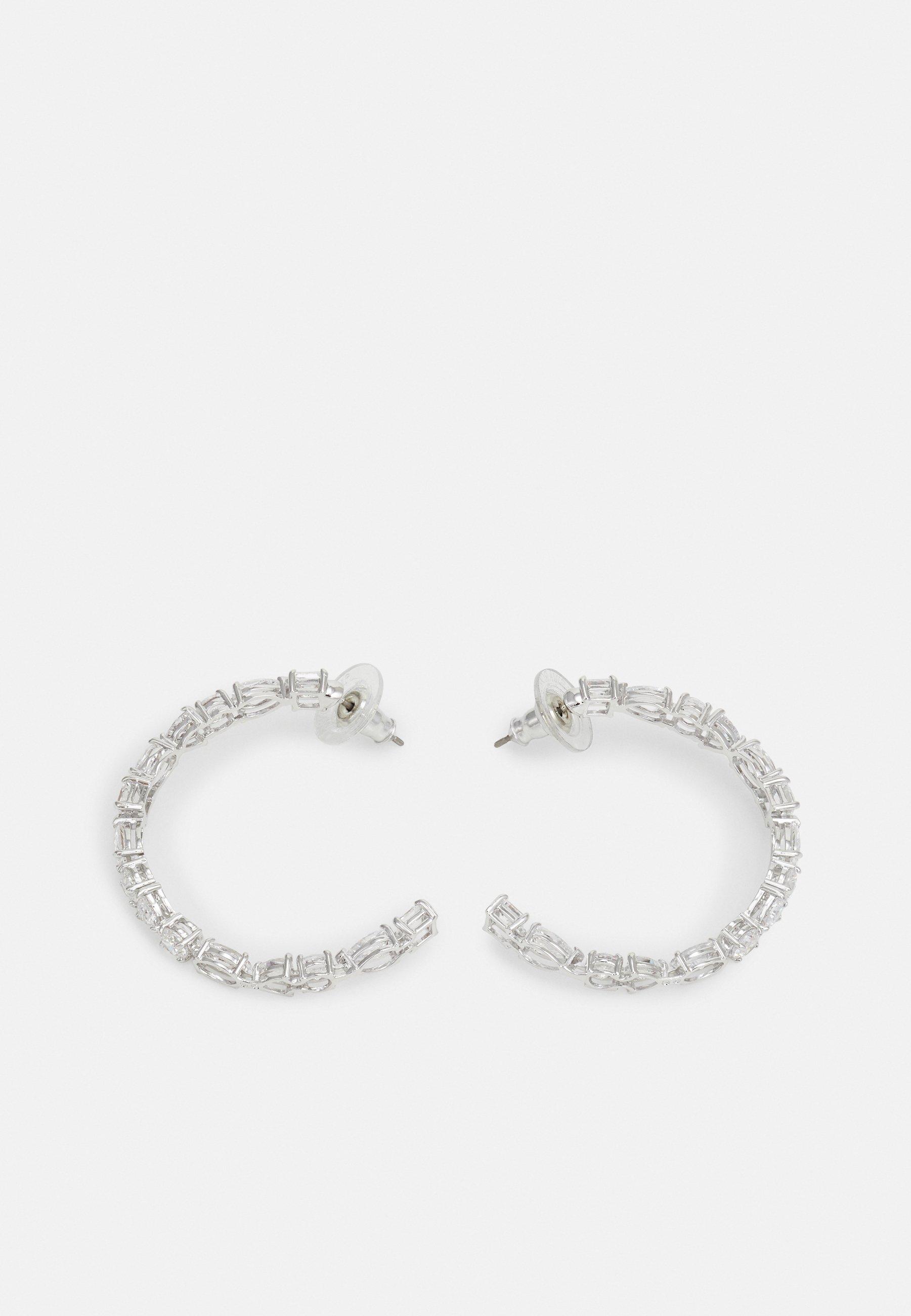 Women TENNIS HOOP - Earrings