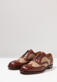 Cheaney - EDWIN  - Lace-ups - sand - 2