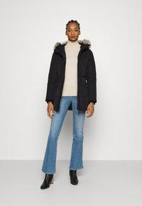 Calvin Klein Jeans - TECHNICAL LONG - Down coat - ck black - 1