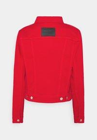 HUGO - ALEX - Denim jacket - open pink - 1