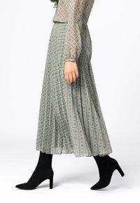 HALLHUBER - À IMPRIMÉ CHAÎNES - A-line skirt - multicolore - 2