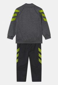 adidas Performance - FAVOURITES SET UNISEX - Tracksuit - grey - 1