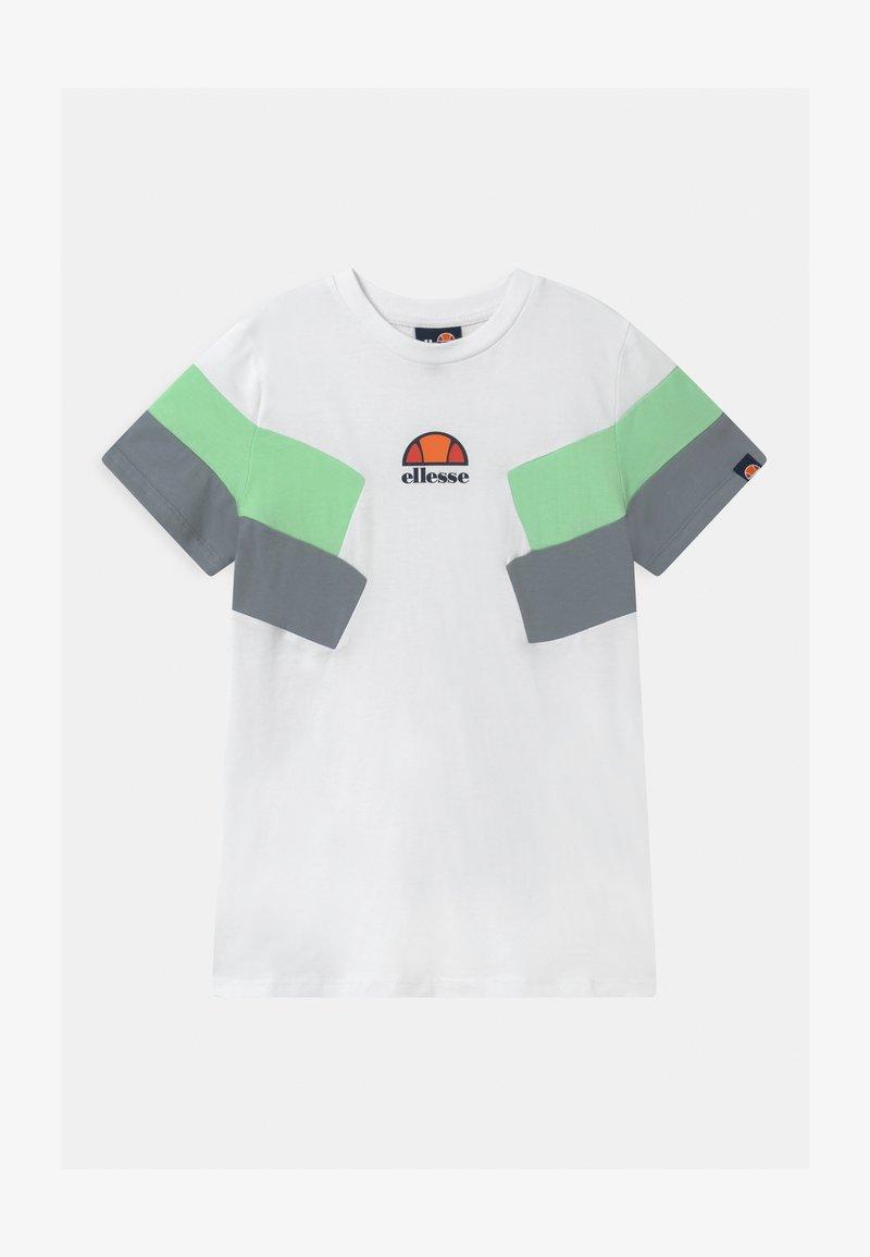 Ellesse - JONARO - T-shirt con stampa - white