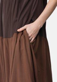 HELMIDGE - Maxi dress - braun - 4
