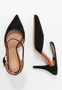 By Malene Birger - MAY  - Heeled mules - black - 3