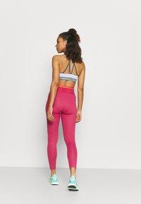 adidas Performance - Tights - wild pink - 2