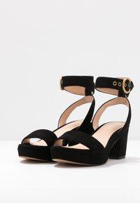Coach - SERENA - Platform sandals - black - 4