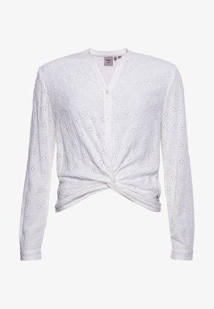 Långärmad tröja - bone white
