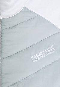 Regatta - CLUMBER HYBRD - Outdoor jacket - light steel/whte - 2