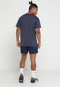 Puma - ACTIVE SHORT - Sports shorts - peacoat - 2