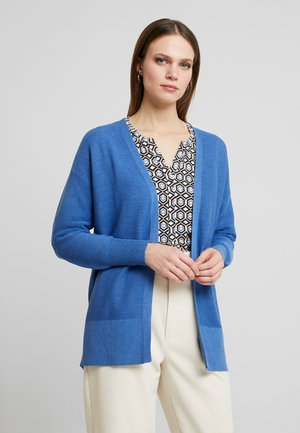 NIAKA - Cardigan -  true blue
