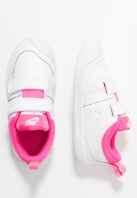 Nike Performance - PICO 5 UNISEX - Sports shoes - white/pink blast - 0