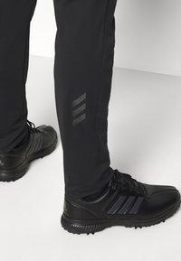 adidas Golf - ADICROSS WARP JOGGER - Spodnie materiałowe - black - 5