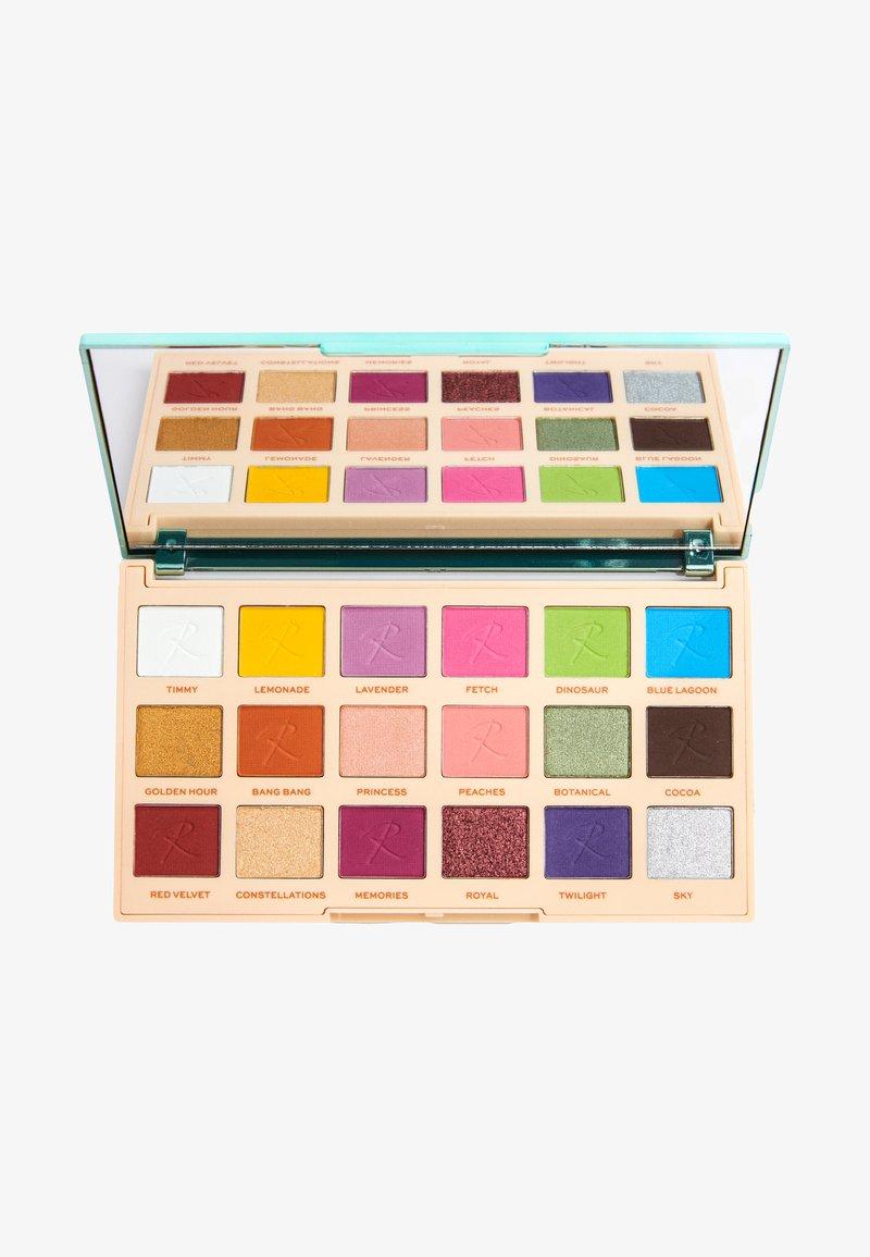 Make up Revolution - REVOLUTION X ROXXSAURUS COLOUR BURST SHADOW PALETTE - Eyeshadow palette - multi