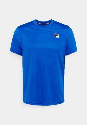 NICK - Jednoduché triko - blue iolite