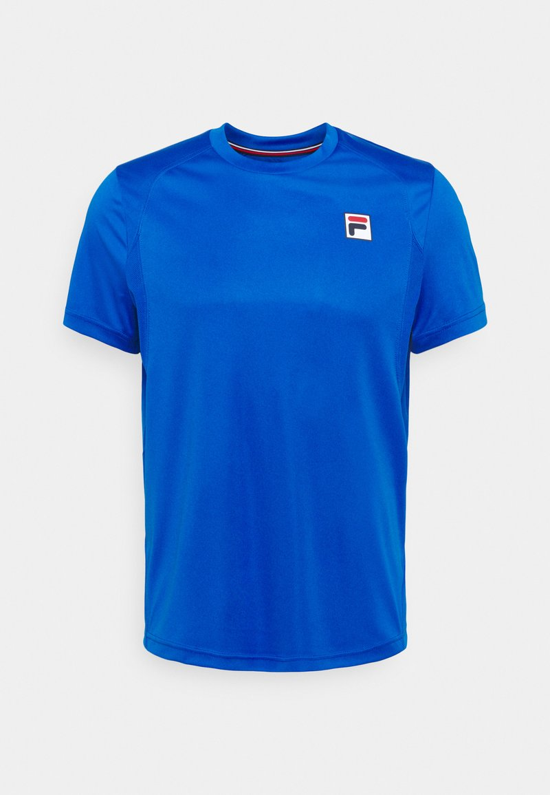 Fila - NICK - Jednoduché triko - blue iolite