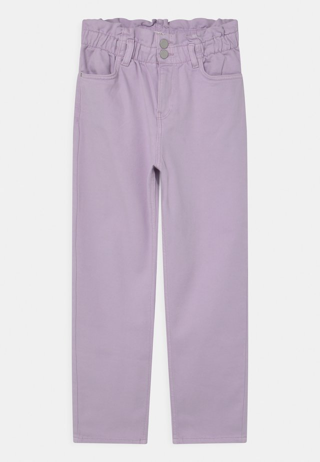 NELLIE - Relaxed fit -farkut - light lilac