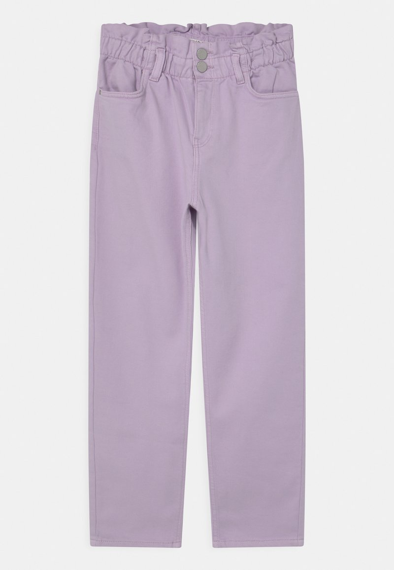 Lindex - NELLIE - Jeans Relaxed Fit - light lilac