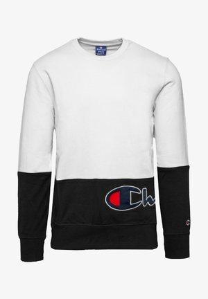 ROCHESTER CREWNECK BLOCK - Sweatshirt - white