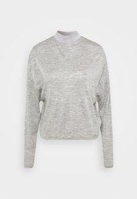 Guess - CHAHIDA - Topper langermet - light melange grey - 5