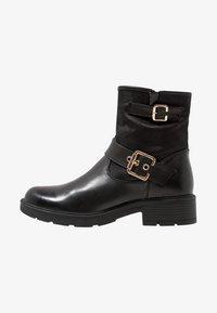 H.I.S - Cowboy/biker ankle boot - black - 1