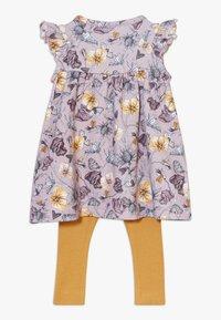 Name it - NBFJAJERS DRESS SET - Leggings - violet ice - 1