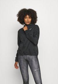 Nike Performance - Sports jacket - black/silver - 0