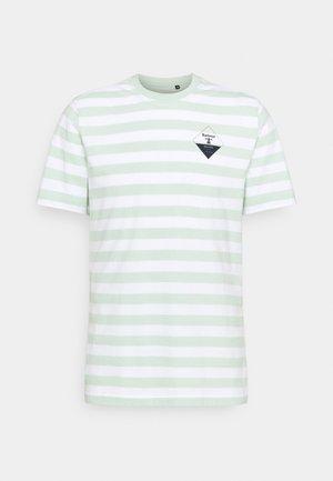COAST TEE - T-shirts print - dusty mint