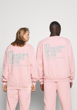 BALANCE UNISEX - Sweater - pink