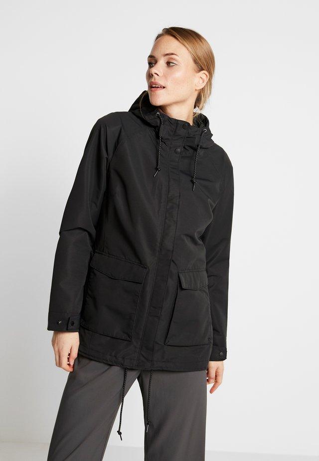 SOUTH CANYON™ JACKET - Hardshellová bunda - black