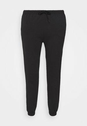 PCCHILLI PANTS - Bukse - black