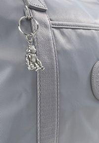 Kipling - ART - Tote bag - natural grey - 5