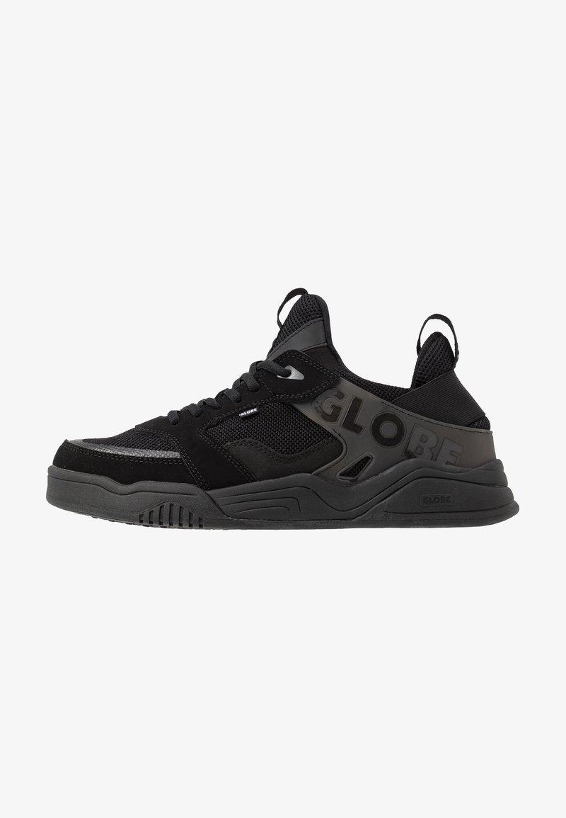 Globe - TILT EVO - Sneakersy niskie - triple black