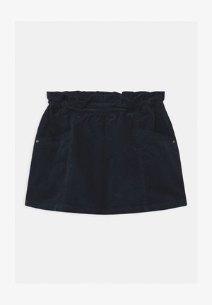 NMFBETRICES - A-line skirt - dark sapphire